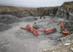 Terex Finlay J-1170 Primary Mobile Jaw Crusher