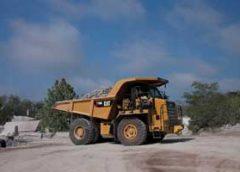 Cat 770G Off-Highway Trucks