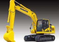 Komatsu Excavator PC170LC-10