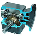 Emerson Industrial Automation's Morse Raider Plus speed reducer.