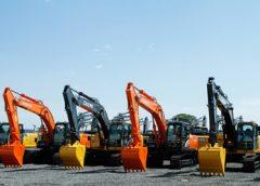 John Deere Hitachi Excavators
