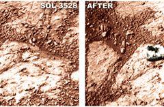 NASA Mars Exploration Rover