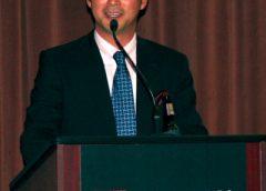 Yokohama Tire Corp. (YTC) Chief Operating Officer Takayuki Hamaya