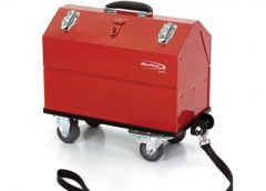 Snap-On Industrial Offers Rolling Dog Box