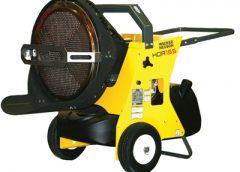 Wacker Neuson Heats Up the Maintenance Garage