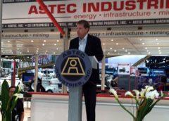 Astec Industries at Conexpo-con/agg 2014