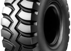 Goodyear is displaying tires at ConExpo-Con/Agg.