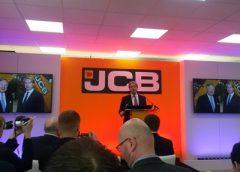JCB press event at ConExpo-Con/Agg