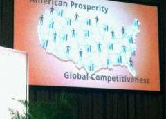 NSSGA convention, Rocks Build America.