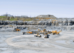Wendling Quarries Opts for Portable Power to Keep Crushers and Other Equipment Humming.