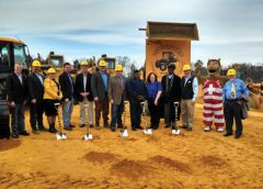 """Diggerland USA will be a construction-themed adventure park where """"children and their families will be able to drive, ride and operate heavy machinery in a safe family-friendly environment."""""""