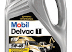 Mobil Synthetic Engine Oil