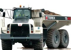 Terex Articulated Truck Offers An Excellent Cost-To-Value Ratio