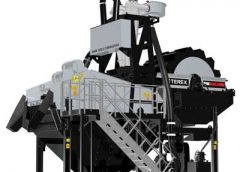 Terex Washing Systems Debuts Aggresand 206 Wash Plant