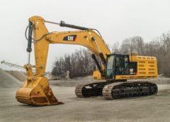 Caterpillar Excavator Features Tier 4 Final Technology