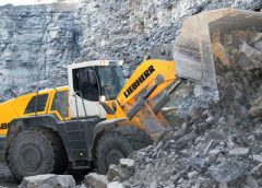 Liebherr Loader Focuses on Fuel Consumption, Operating Costs