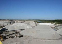 SS Great-LakesGreat Lakes Aggregates' South Rockwood, Mich., facility produces nearly 1 million tpy of limestone. Aggregates Facility