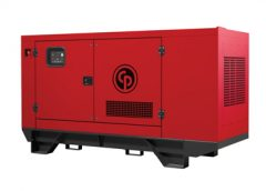 Chicago Pneumatic introduced a new range of portable and stationary generators.