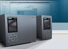 Siemens Industry offers the SIMATIC S7-1518F, a controller available with a bit performance of 1 nanosecond.