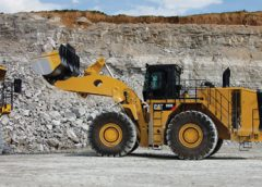 Cat 990K wheel loader o