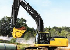 John Deere – 250G LC, 350G LC and 380G LC