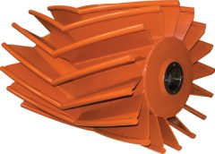 Superior Industries Inc. now manufactures a new, longer-lasting model of its Chevron Pulleys.
