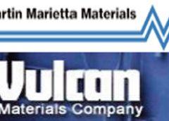 Martin Marietta Materials, Vulcan Materials