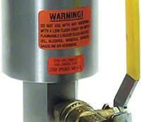 Eriez HydroFlow Reversible Liquid Vacuums