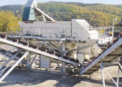 Terex Minerals Processing Systems (MPS) offers its MHS6203 Horizontal Screen Module
