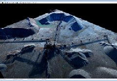 Visualization quarry