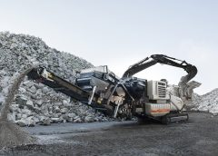 LT1213S impactor plant with screen