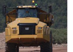 Cat 745 Articulated Truck 2017 model