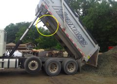 Cougar 3200 On Dump Truck Large w circle