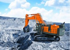 PTP052019 Excavator