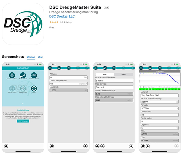 DSC Master Suite App