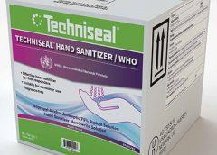 Techniseal sanitizer
