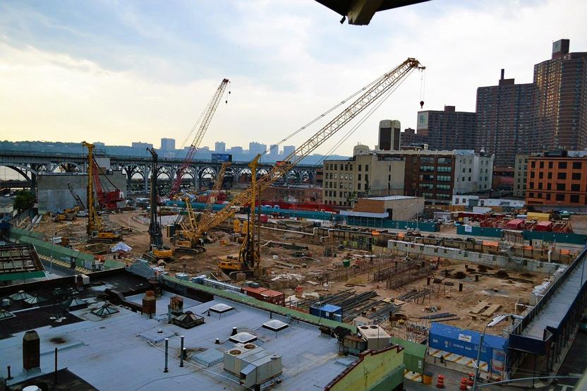Total Construction Starts Slip in June; Highways Down