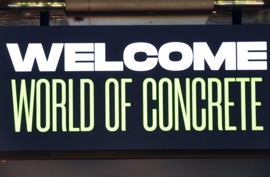 Cement Production Pavilion a Hit at World of Concrete