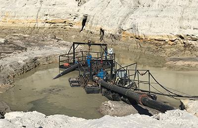Choosing Pumps for Quarry Applications