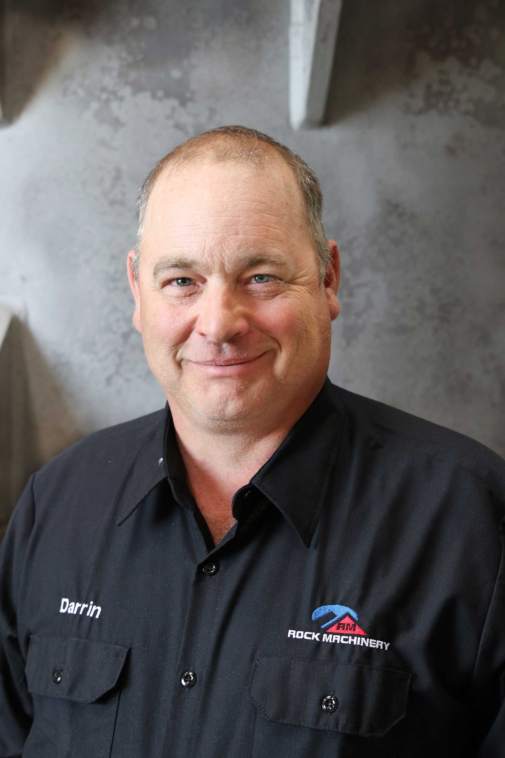 Rock Machinery Announces New Service Manager