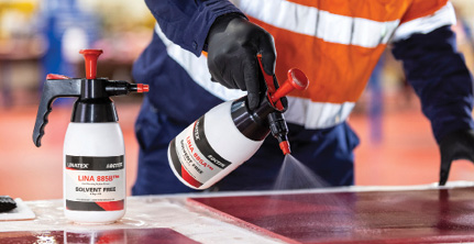 Weir Minerals Launches New Zero VOC Adhesive Range for Rubber Lining